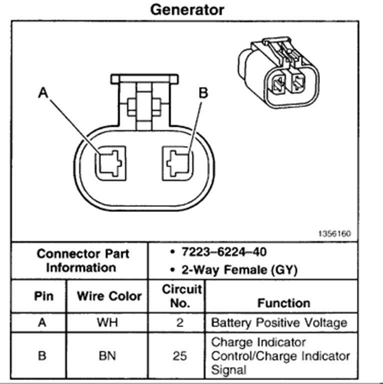 Ls1 Alternator Wiring Diagram