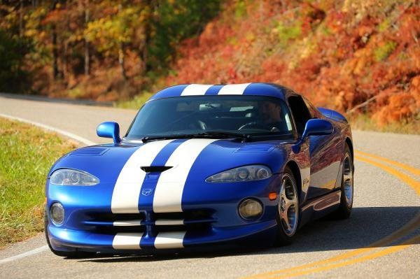 Showcase cover image for SliderJack's 1997 Dodge Viper